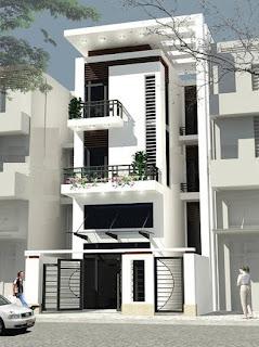 Mẫu nhà 3 tầng - ảnh 1
