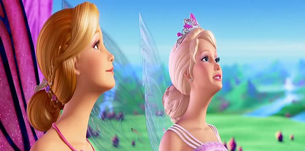 Watch Barbie Mariposa And The Fairy Princess 2013 Movie -7837