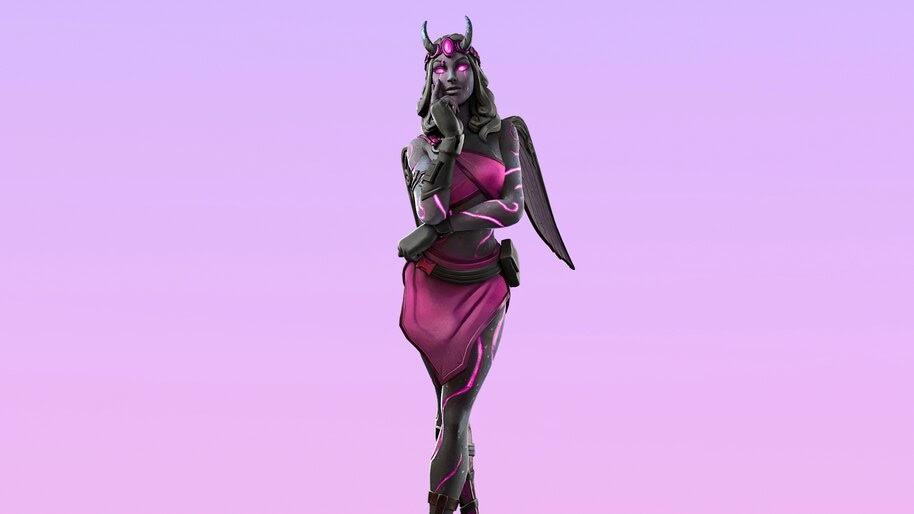 Fortnite, Darkheart, Skin, Outfit, 4K, #5.2255