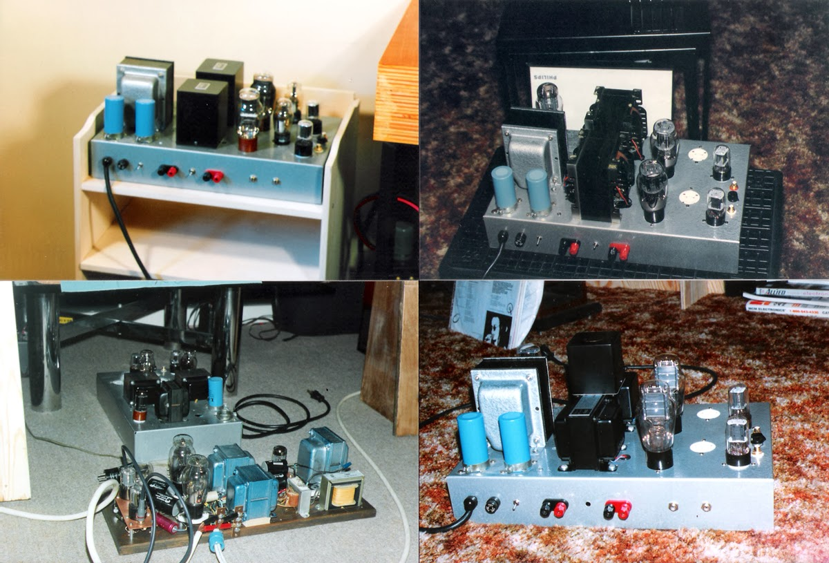 Mc Step Up Transformers Je Labs Arkiv To 2008 Wiring Backwards Various Prototypes Top Left Clockwise Se10 With Tango 7k Opts Se2a3 Audio Note Uk 3k Monoplate U808 And A Breadboard Where