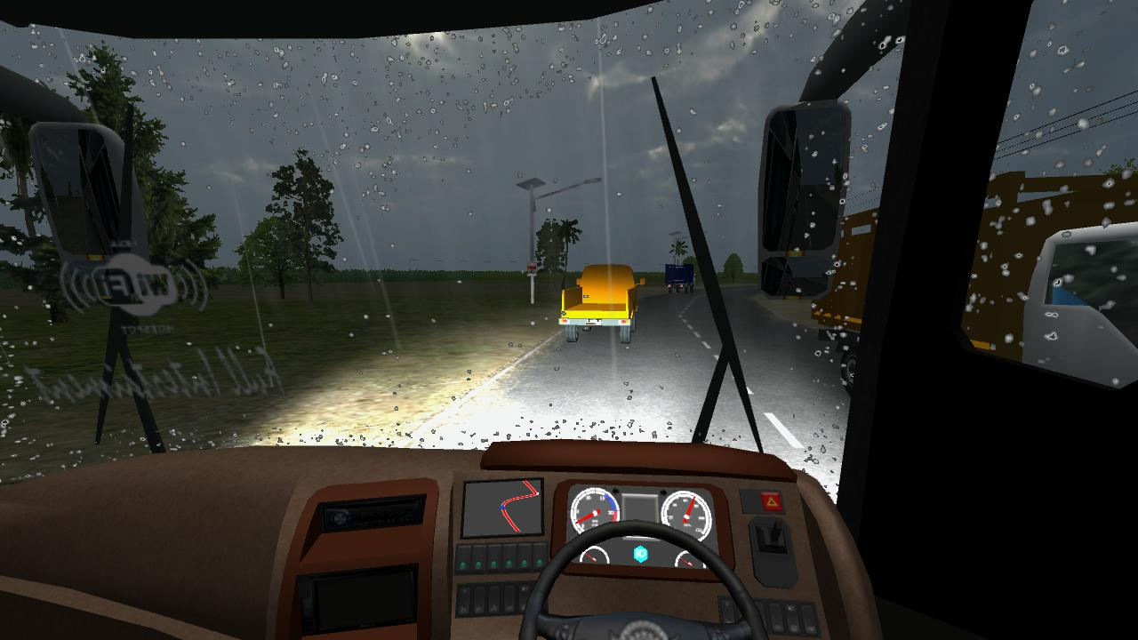 Download bus driver simulator indonesia