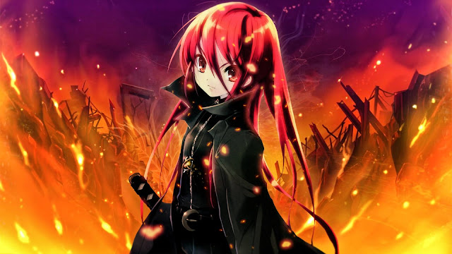 Shakugan no Shana Season 1 Sub Indo