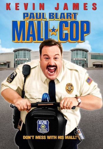 Paul Blart Mall Cop 2009 Dual Audio 720p [Hindi - English] BluRay