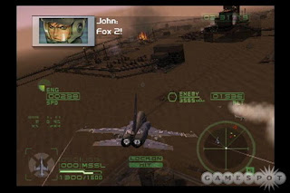 Airforce Delta Strike PS2
