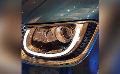 2017 Maruti Ignis Headlamp