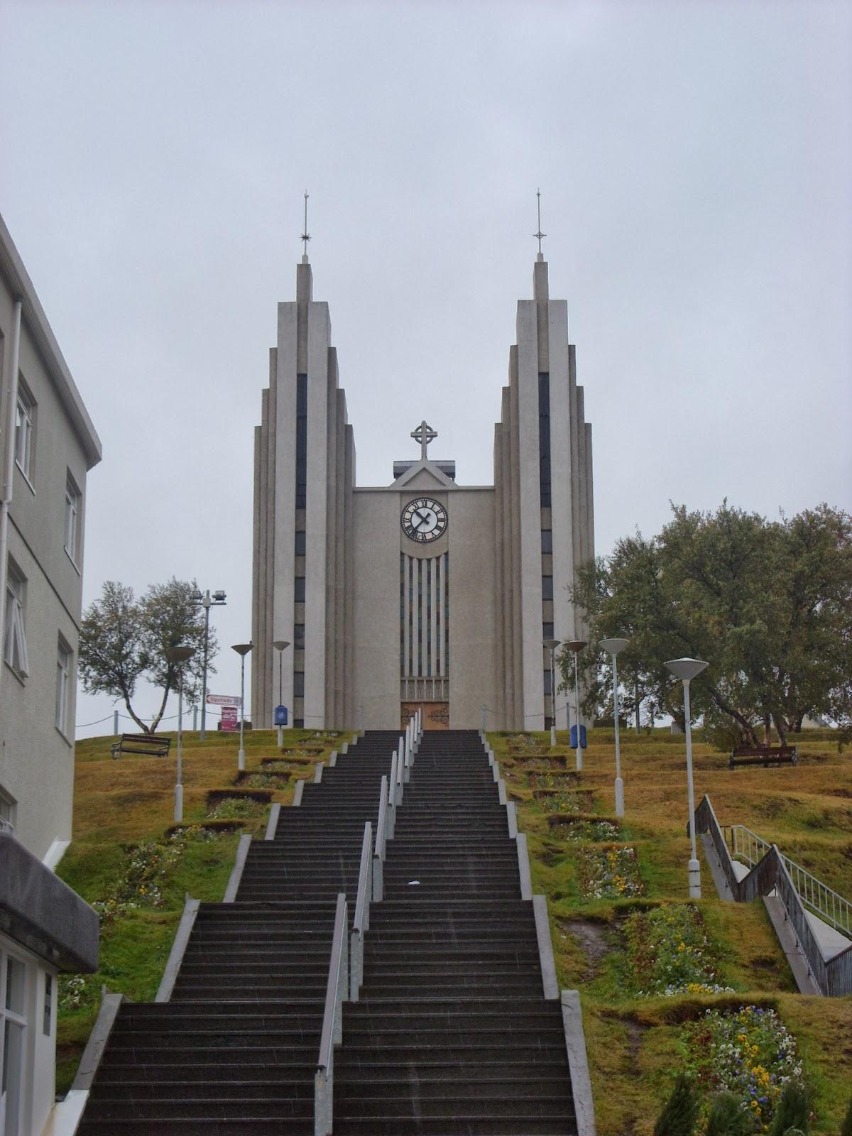 Mein Jahr zwischen Elfen und Vulkanen Akureyri  die Hauptstadt des Nordens