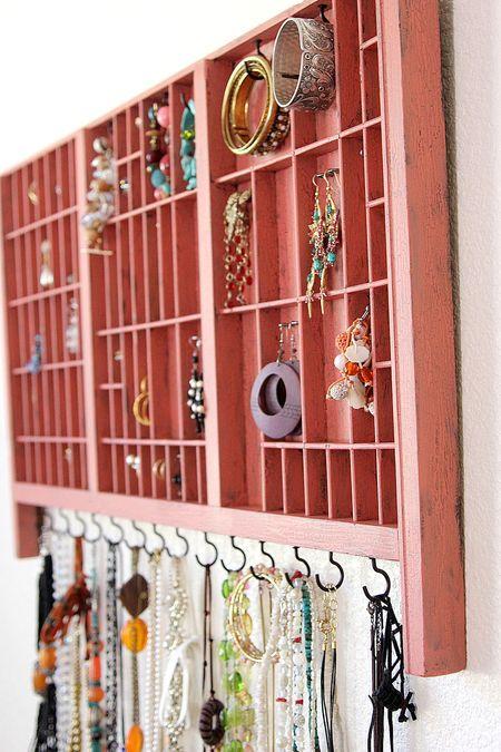 Serenity Now: DIY Jewelry Storage Projects