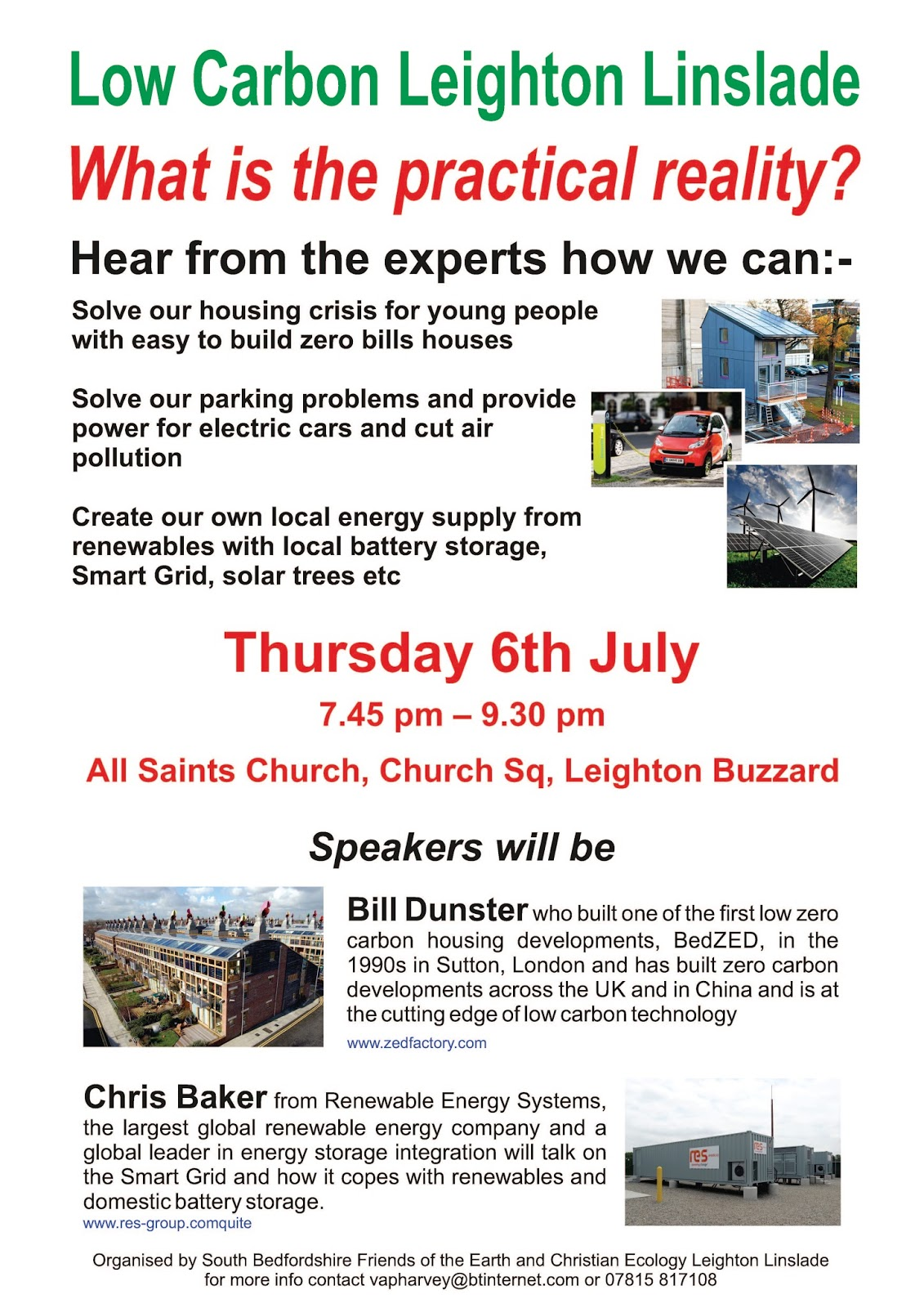 Transition Town Milton Keynes: Low Carbon Leighton Linslade present