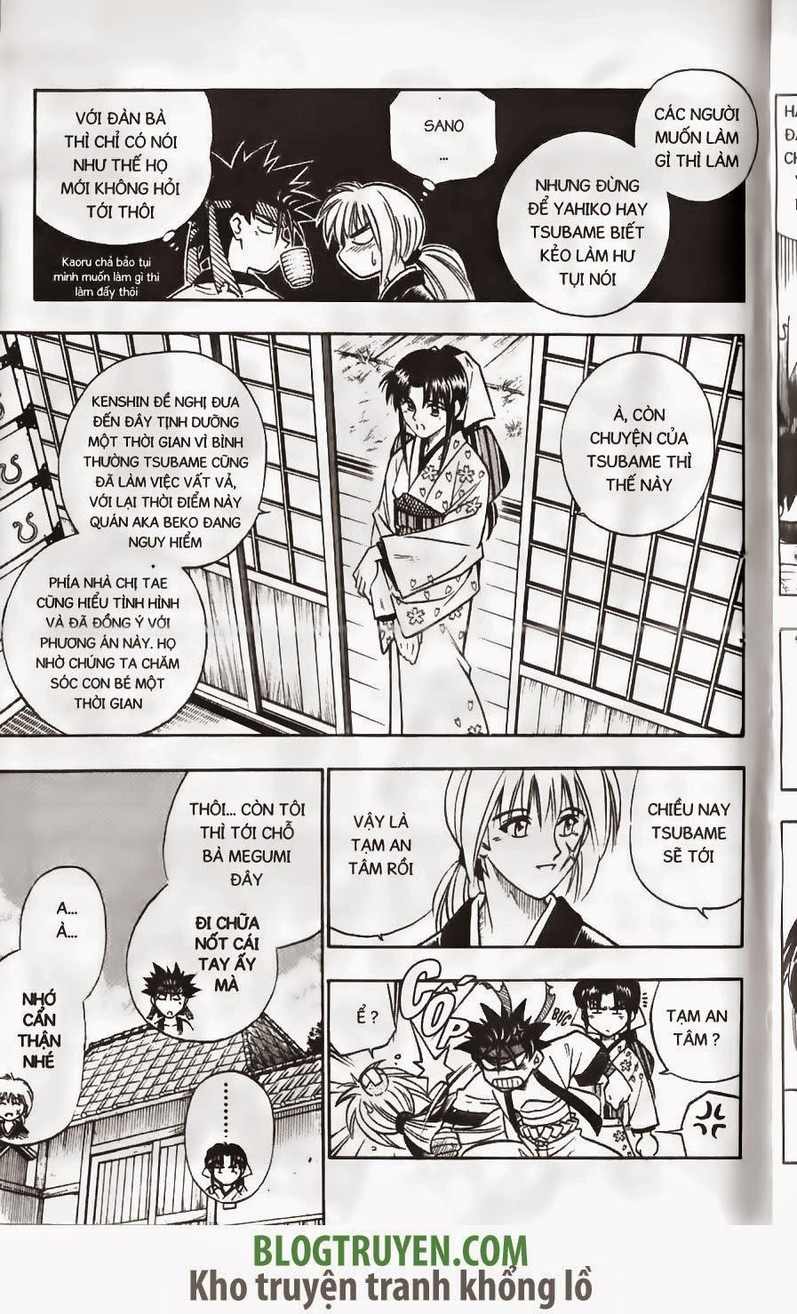 Rurouni Kenshin chap 156 trang 16