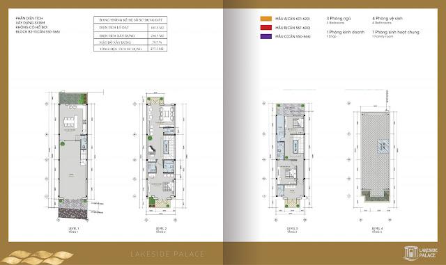 Thiết kế Shophouse mẫu C - Block B2-17