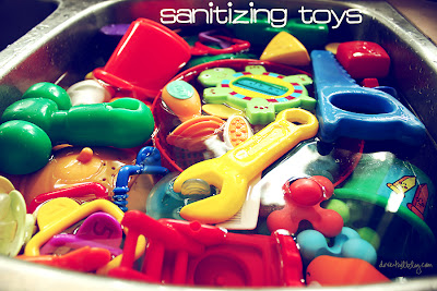Sanitizing Toys with Vinegar? Tips & What You Should Know