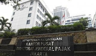alamat kantor pelayanan pajak