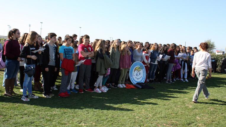 2ο Πανξανθιώτικο Παιδικό Ποδοσφαιρικό Τουρνουά με Παράλληλες Δράσεις «Σκοράρουμε για το Χαμόγελο»