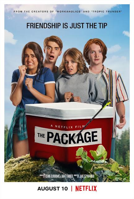 The Package (2018) ταινιες online seires xrysoi greek subs