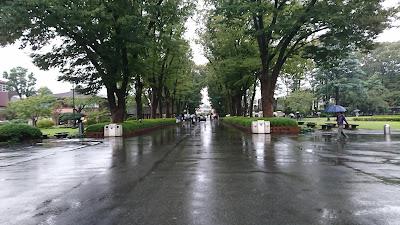成蹊大学の写真正門