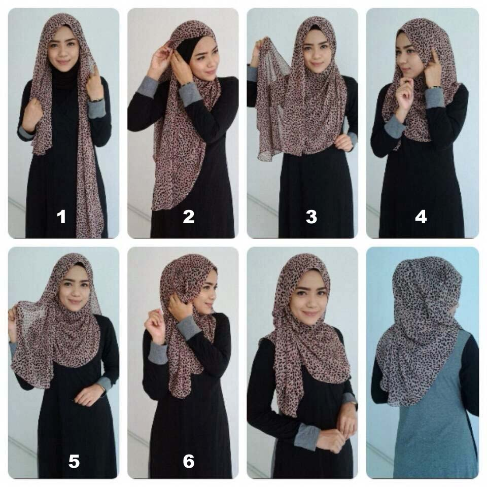 Unique Hijabindonesian Hijab Style Hijab Step By Step Styles