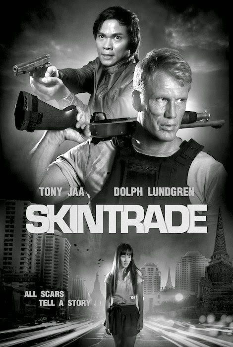 The Film Fiend: REVIEW: Skin Trade (2014)