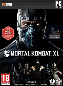 Download Game Gratis Mortal Kombat XL Full Version