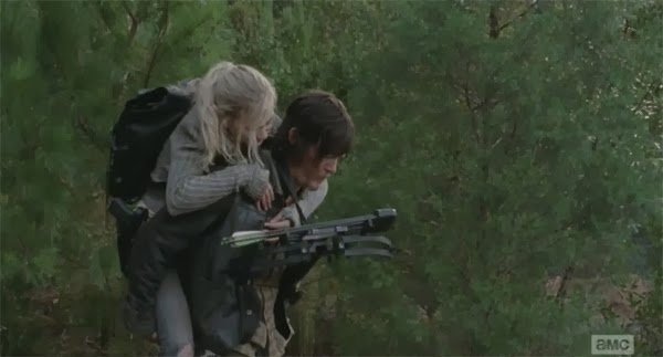 "Daryl y Beth  ""The Walking Dead 4x13"""