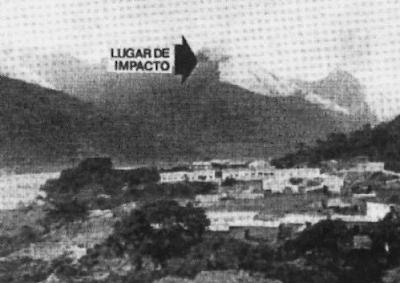 Um Ovni em formato de cilindro caiu na Bolívia