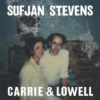 CARRIE AND LOWELL - SUFJAN STEVENS: QUANDO A DOR TORNA-SE BELA