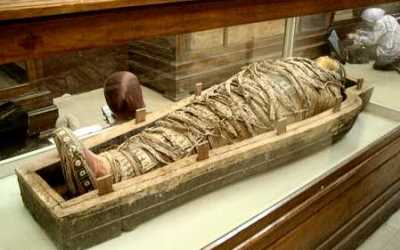 Proses Mumifikasi Firáun dan Keluarganya Pada Jaman Mesir Kuno