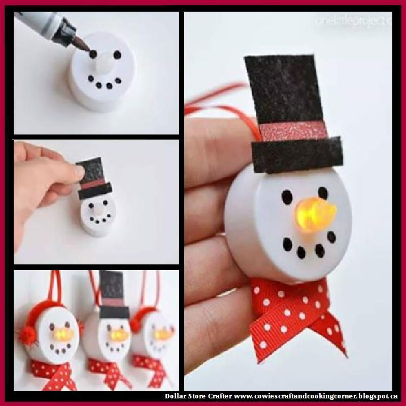 Dollar Store Crafter: Turn Dollar Store Battery Operated