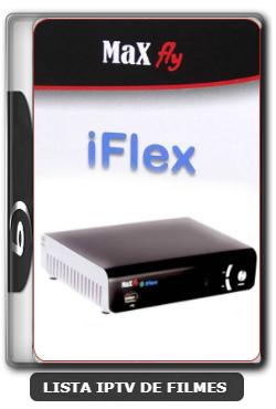 Maxfly iFlex Nova Atualização Melhorias no sistema IKS e SKS V3.305 - 22-01-2020