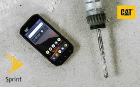 Sprint Becomes First U.S. Wireless Carrier to Launch the Cat S48c Smartphone Delivering Best in Class Durability in the Toughest Environments
