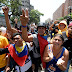 Oposición venezolana se moviliza en todo el país para exigir libertad de los presos políticos