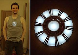 Como hacer un reactor de Iron man