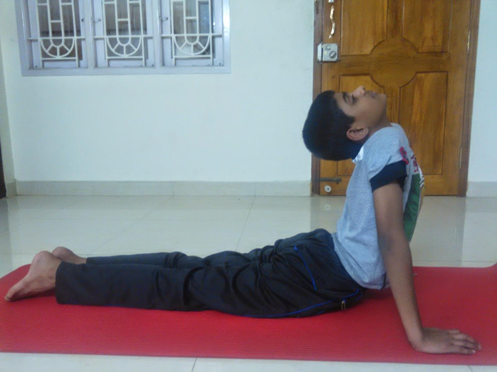 Body and Soul: BENEFITS OF BHUJANGASANA / COBRA POSE