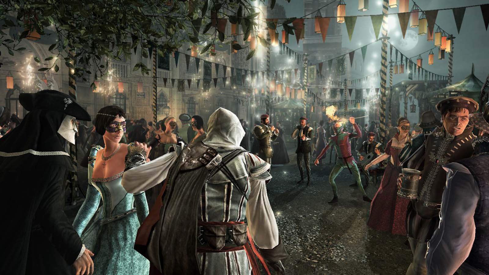 تحميل لعبة Assassin's Creed 2 مضغوطة كاملة بروابط مباشرة مجانا