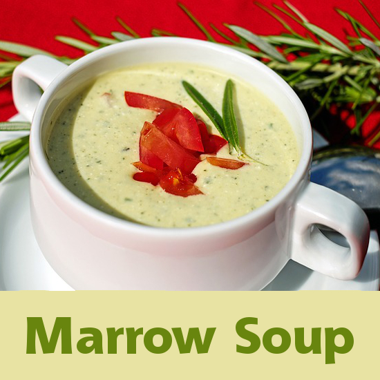 vegetable soup recipes quick and easy marrow recipe ideas
