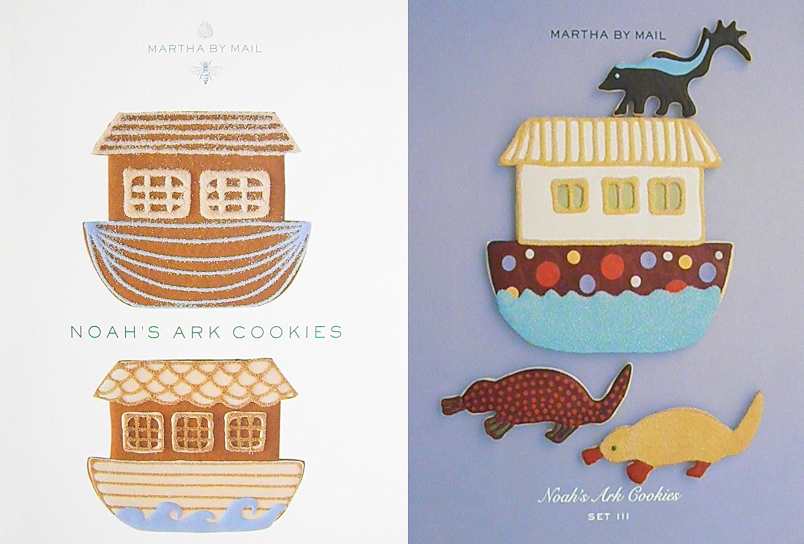 ed0579eca4b MARTHA MOMENTS: David's Martha By Mail Cookie Cutter Sets