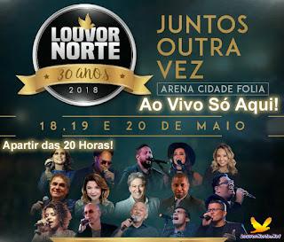 Louvor Norte 2018 Ao Vivo