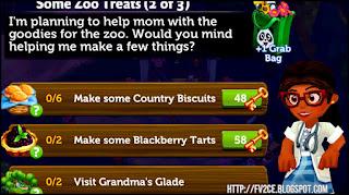 fv2ce, female vet, country biscuits, blackberry tart, glade