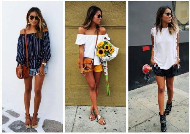 Yaz Aylarında Günlük Giyim Modası