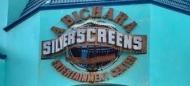 A. Bichara Silverscreens Entertainment Center Cinema