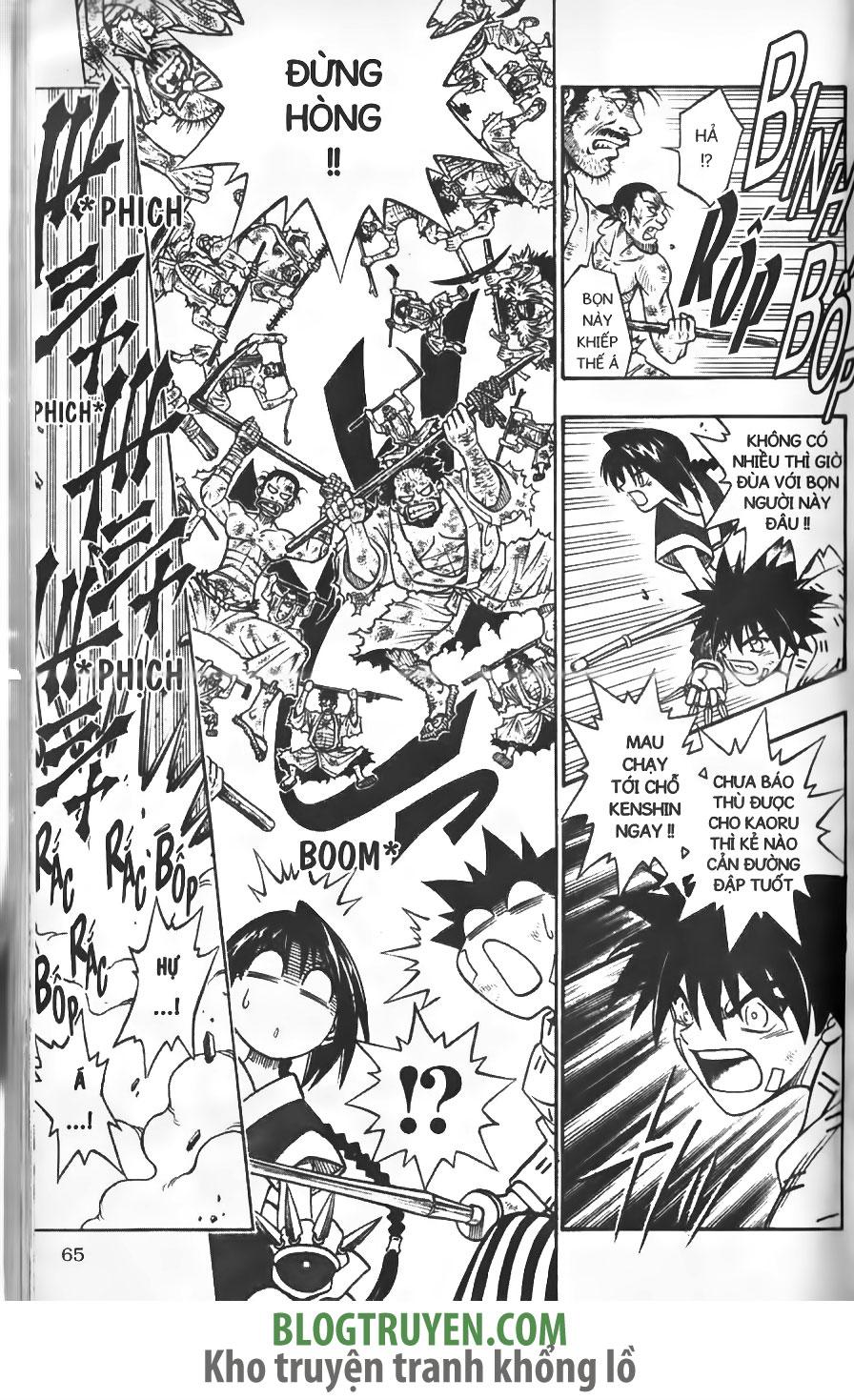 Rurouni Kenshin chap 210 trang 7