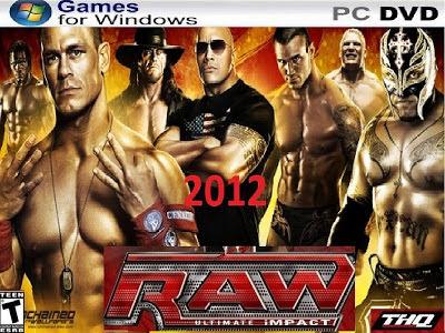 WWE Raw Ultimate Impact 2012 Game Download Kickass