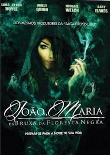 João e Maria – A Bruxa da Floresta Negra
