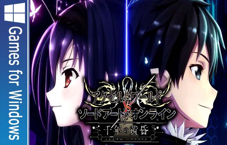 Accel World VS. Sword Art Online Deluxe Edition gamerzidn