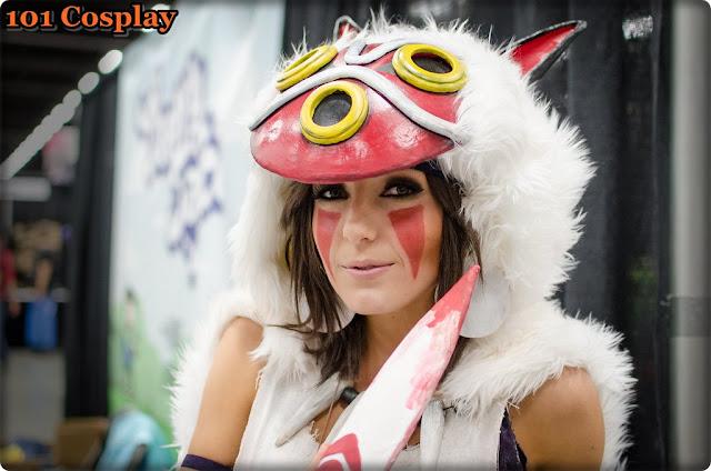 Jessica Nigri - Cosplaying Princess Mononoke