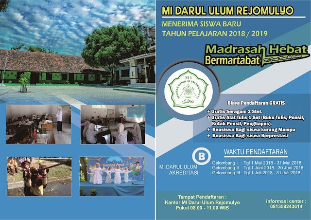 Brosur MI Darul Ulum