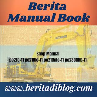 Shop Manual pc210-11 pc210lc-11 pc210nlc-11 pc230NHD-11