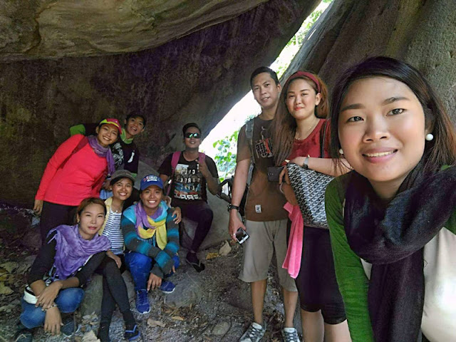 Hikers of Mt. Bagang