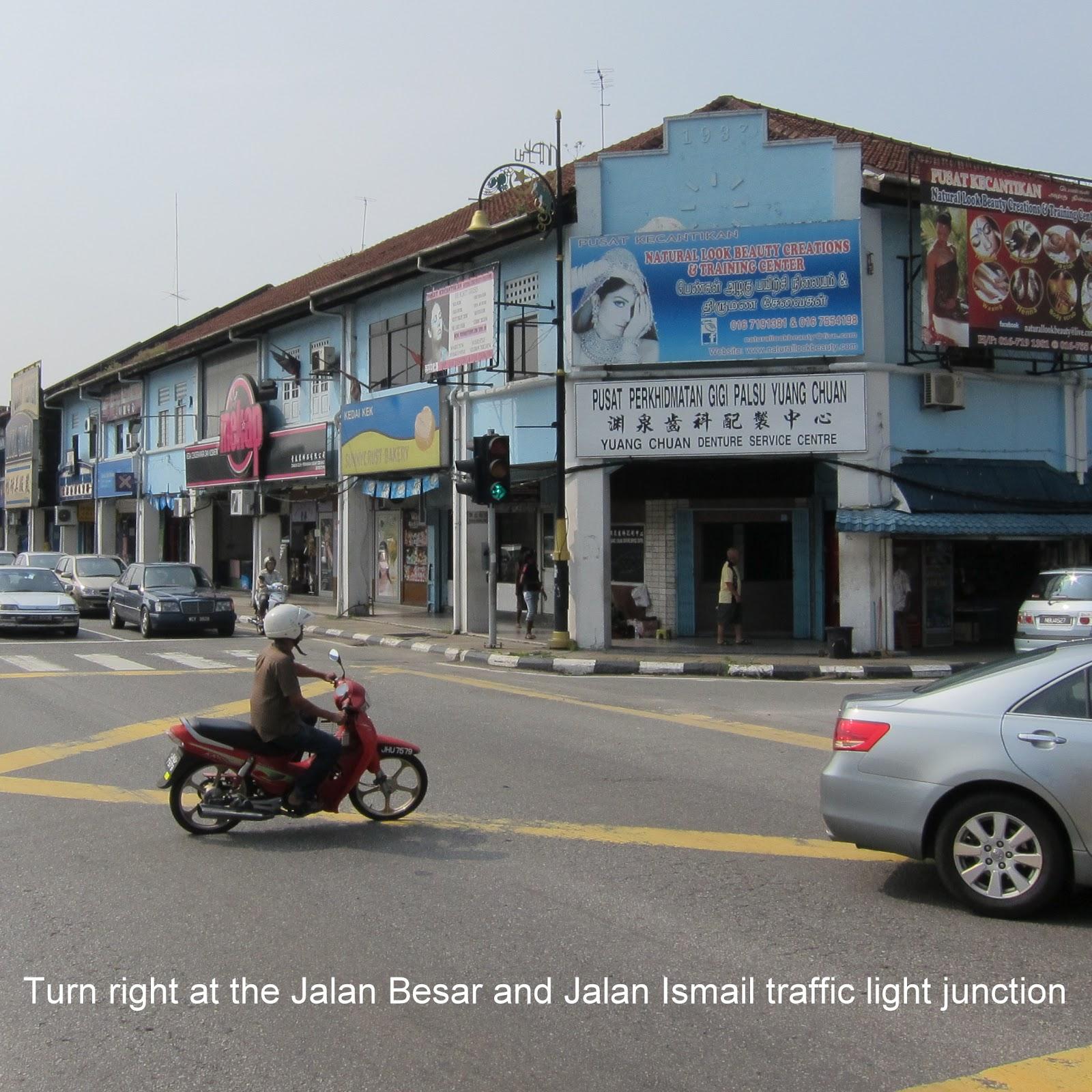 Famous Kulai Mok Gao 莫九 Beef Noodles, Johor