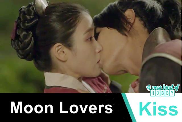 Moon Lovers Scarlet Heart Ryeo - Kiss - Episode 9 (Eng Sub) Lee Joon Gi & IU