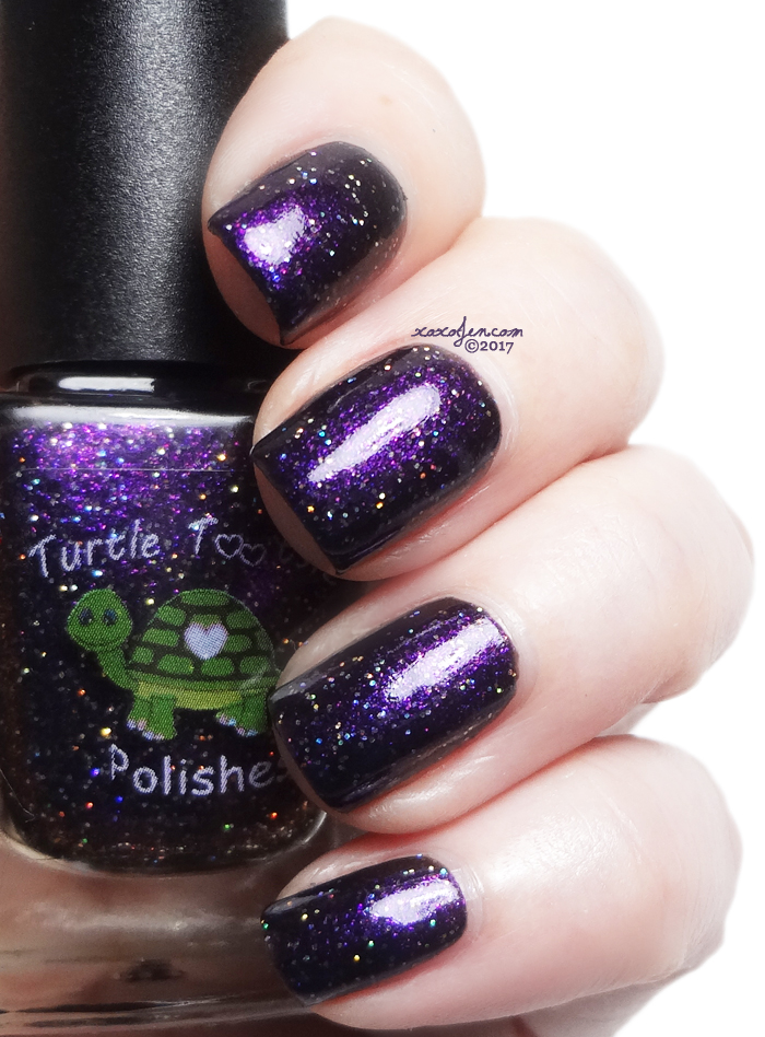 xoxoJen's swatch of Turtle Tootsie Sparkle Always